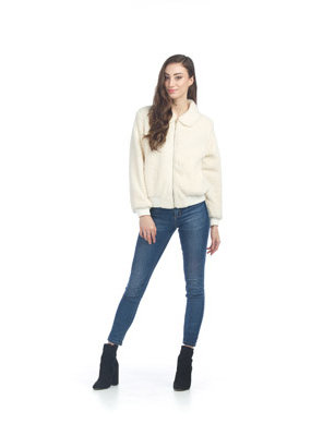 Diana + Bailey Diana + Bailey Jacket Cream