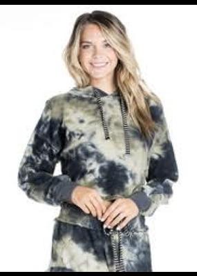 Dance & Marvel Dance & Marvel Sweatshirt Olive DMT12516