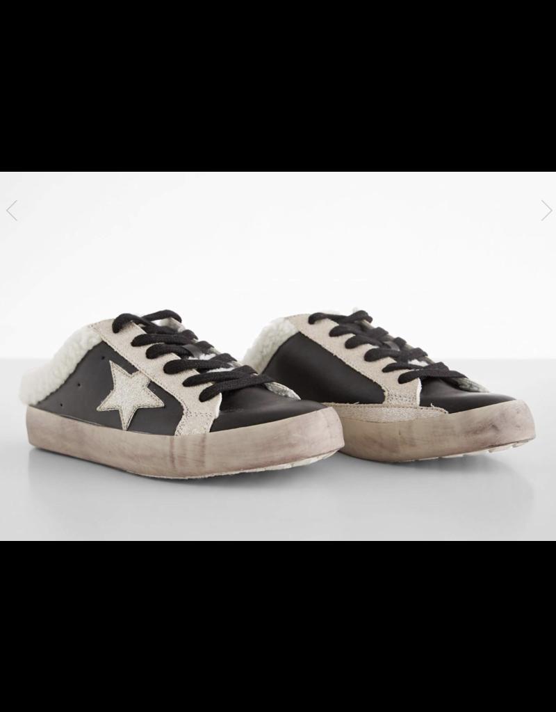 SHU SHOP Shu Shop Pina 93 Black Sneaker