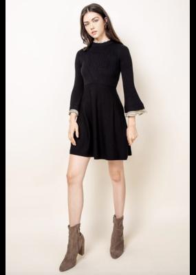 THML Black Dress