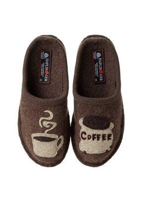 Haflinger Coffee Slipper