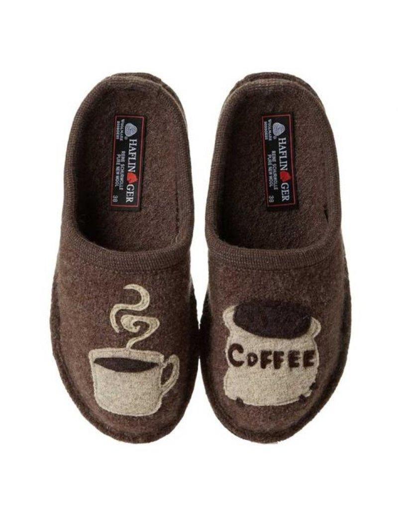Haflinger Haflinger Coffee Slipper