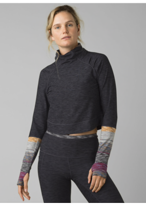 PRANA Prana Zandra Funnel Neck Heather W23202222