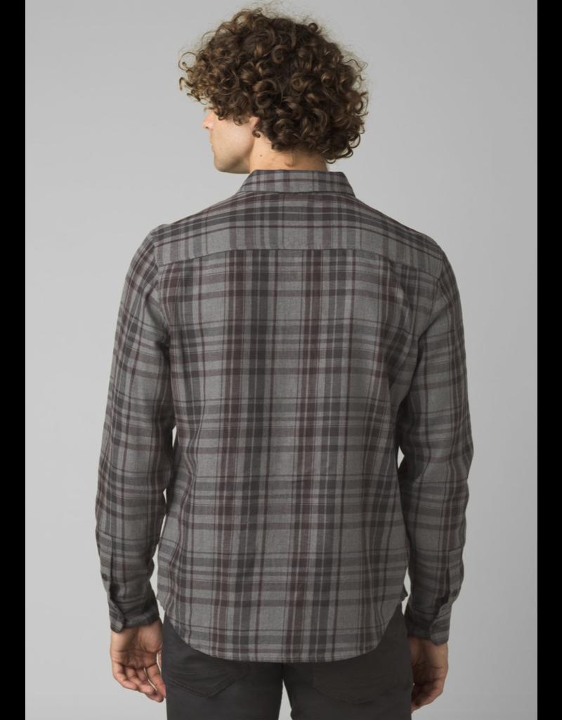 PRANA Prana Edgewater Long Sleeve Shirt Heather M23202545
