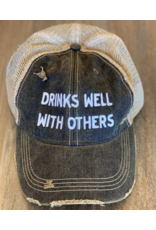 RETRO Retro Brand Drinks Well Hat RB882
