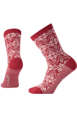 SMARTWL Smartwool Traditional Snowflake Red