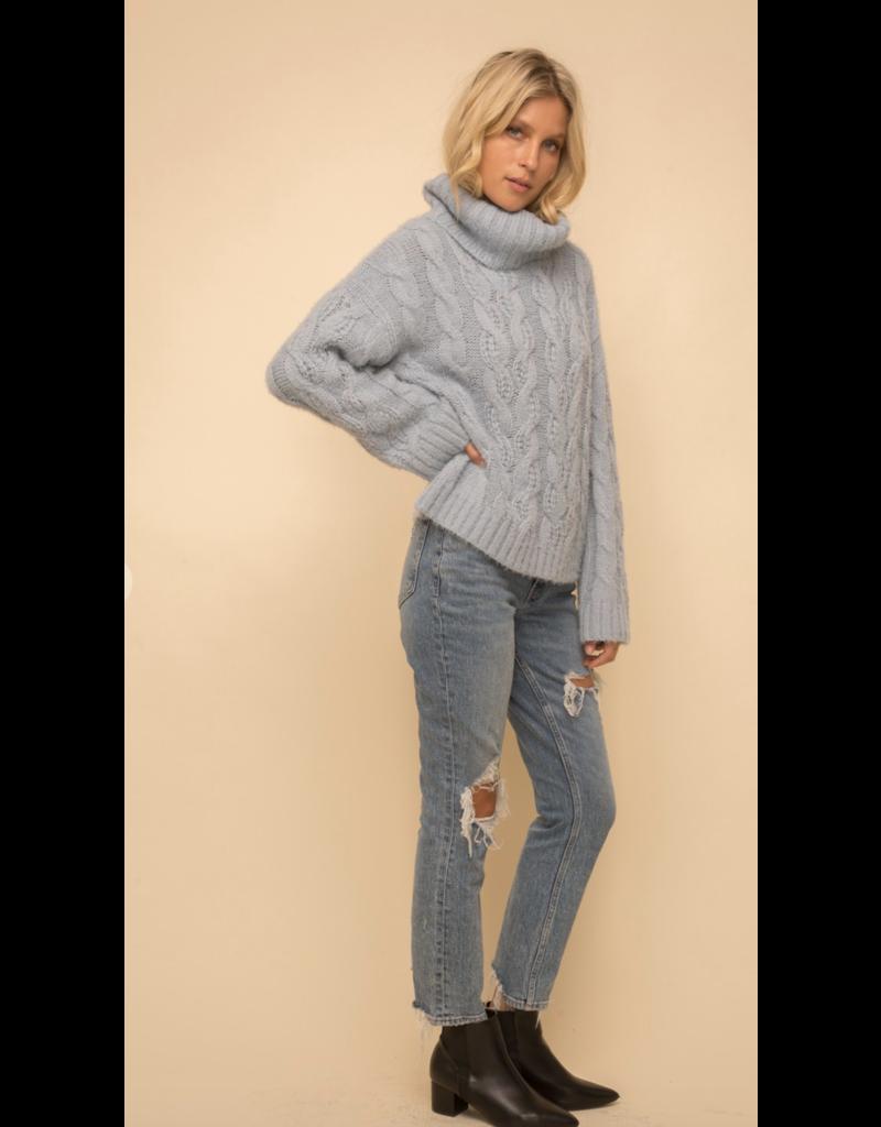 Hem & Thread Hem + Thread Sweater 8511J