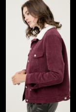 Fashion District LA Fashion District LA Corduroy Jacket 3-A