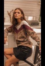 Hem & Thread Hem + Thread Sweater 8450J