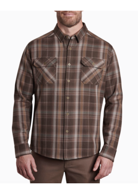 Kuhl Disorder Flannel Bison 7334