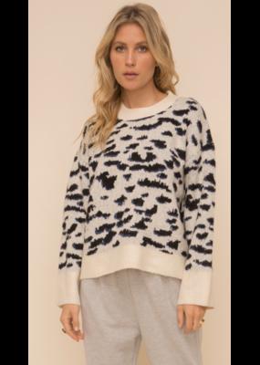 HEM & THREAD Hem + Thread Sweater 8236J