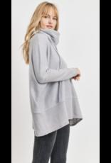 Fashion District LA Fashion District LA Cowl Neck Sweater