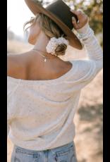 Lovestitch Lovestitch Confetti Sweater I-50279K