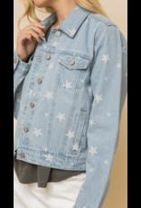 Hem & Thread Hem + Thread Star Jacket 8506W