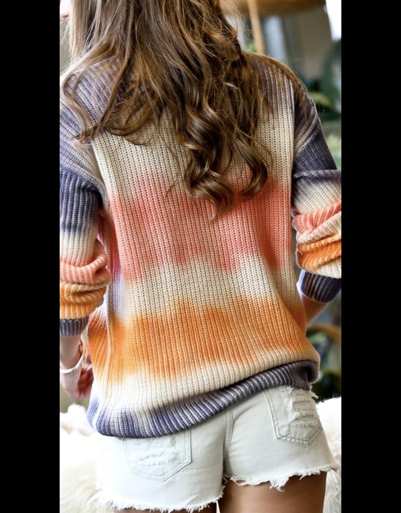 MAZIK Mazik Dip-Dyed Sweater MK6022