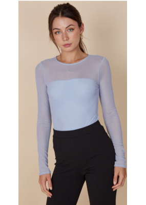 Blue Blush Blue Blush Top BT02568