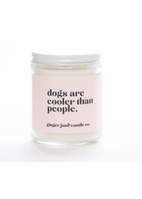Ginger June Candle Co. Ginger June Candle Co. Dogs Are Cooler Than People- Endless Summer Candle