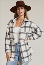 Miss Sparkling Miss Sparkling Plaid Jacket O2050162