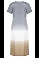MAZIK Mazik Tie Dyed Maxi Dress MK1132