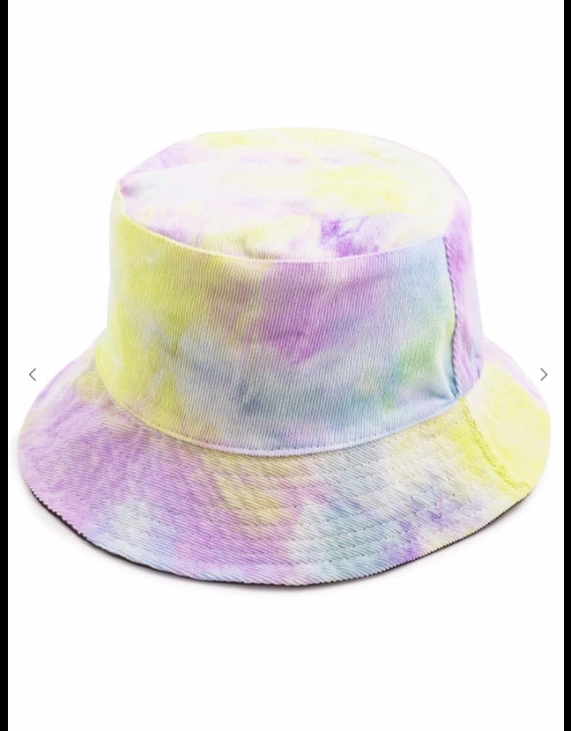 FAME ACCESSORIES Fame Tie Dye Bucket Hat MMT7675