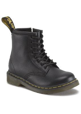 Dr. Martens Toddler Soft Black Boot