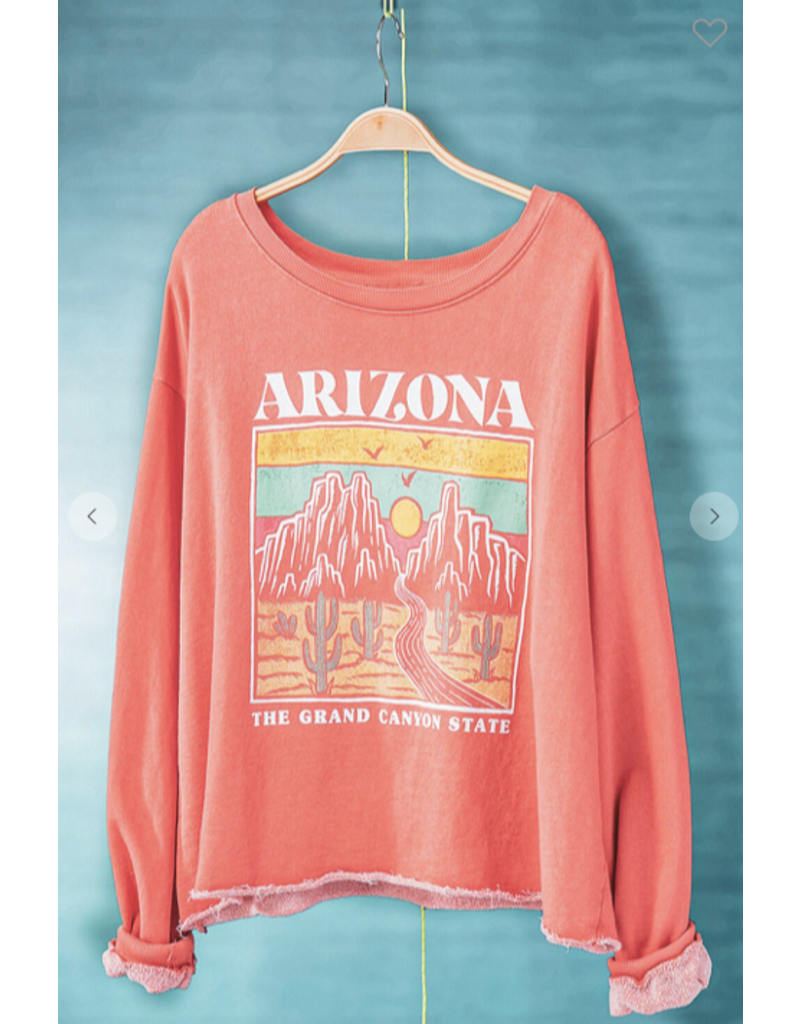 Trend Notes Trend Notes Take Away Sweatshirt 0933-7642