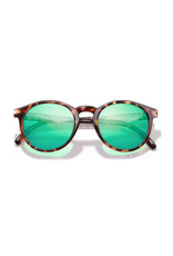 SUNSKI Sunski Dipsea Sunnies 1053-Tortoise Emerald