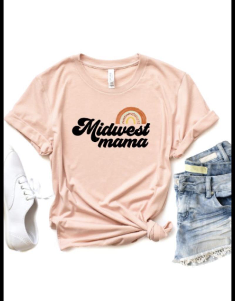 Ocean & 7th Ocean & 7th Midwest Mama Tee O7SMM