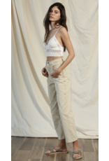 By Together By Together Woven Lace Cami L4639