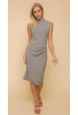 Hem & Thread Hem + Thread Bodycon Midi Dress 30836W