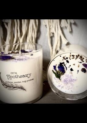 6674 Apothecary Cherish 8oz Candle