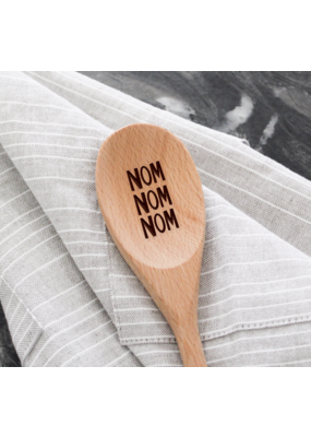 The Homebody Society The Homebody Society Nom Nom Nom- Serving Spoon