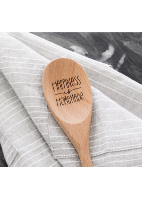 The Homebody Society The Homebody Society Happiness is Homemade- Serving Spoon