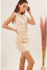 Lush Lush Side Tie Dress DR96624