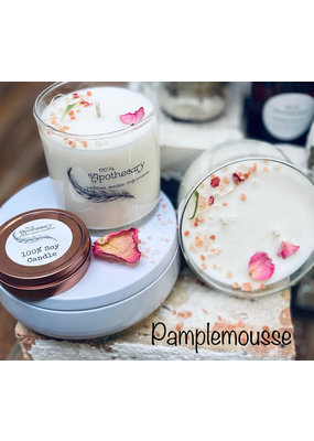 6674 Apothecary Pamplemousse 8oz Candle