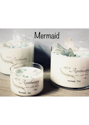 6674 Apothecary Mermaid 8oz Candle