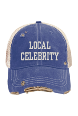 Retro Brand Retro Brand Local Celebrity Hat RTF6098H Royal