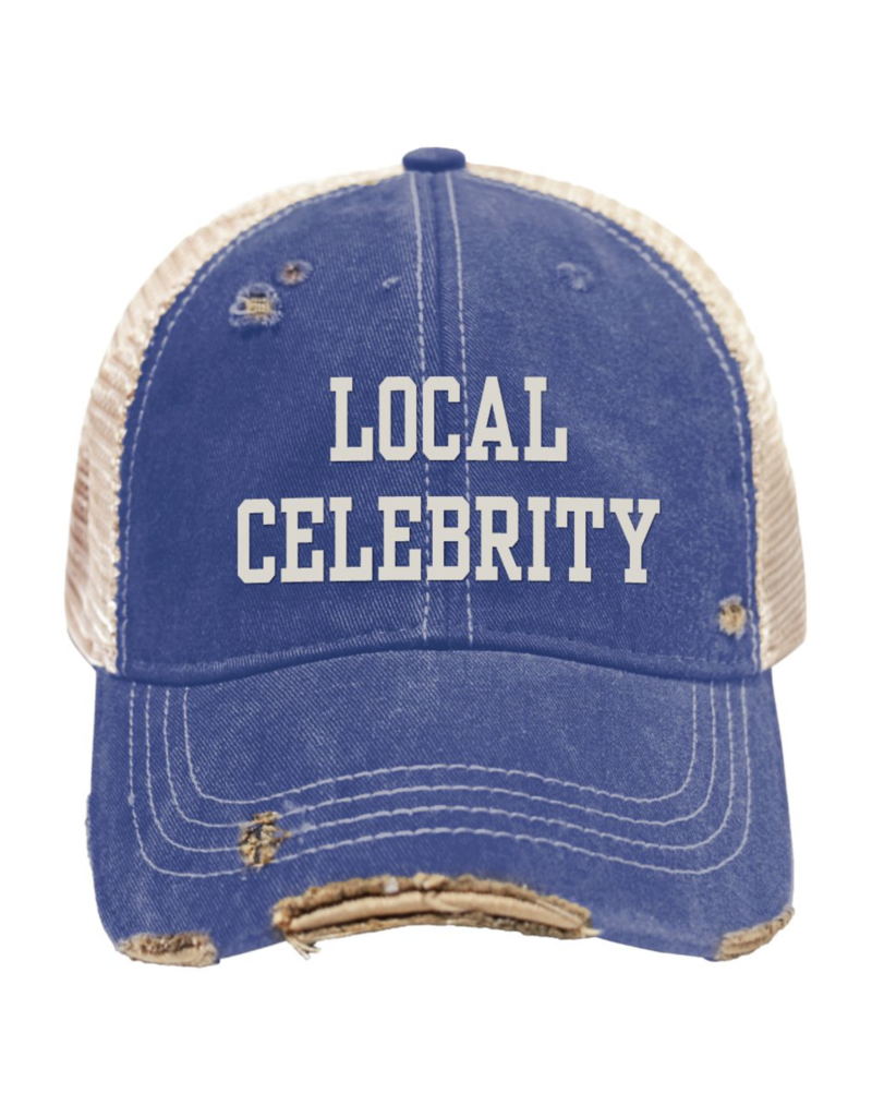 Retro Brand Retro Brand Local Celebrity Hat