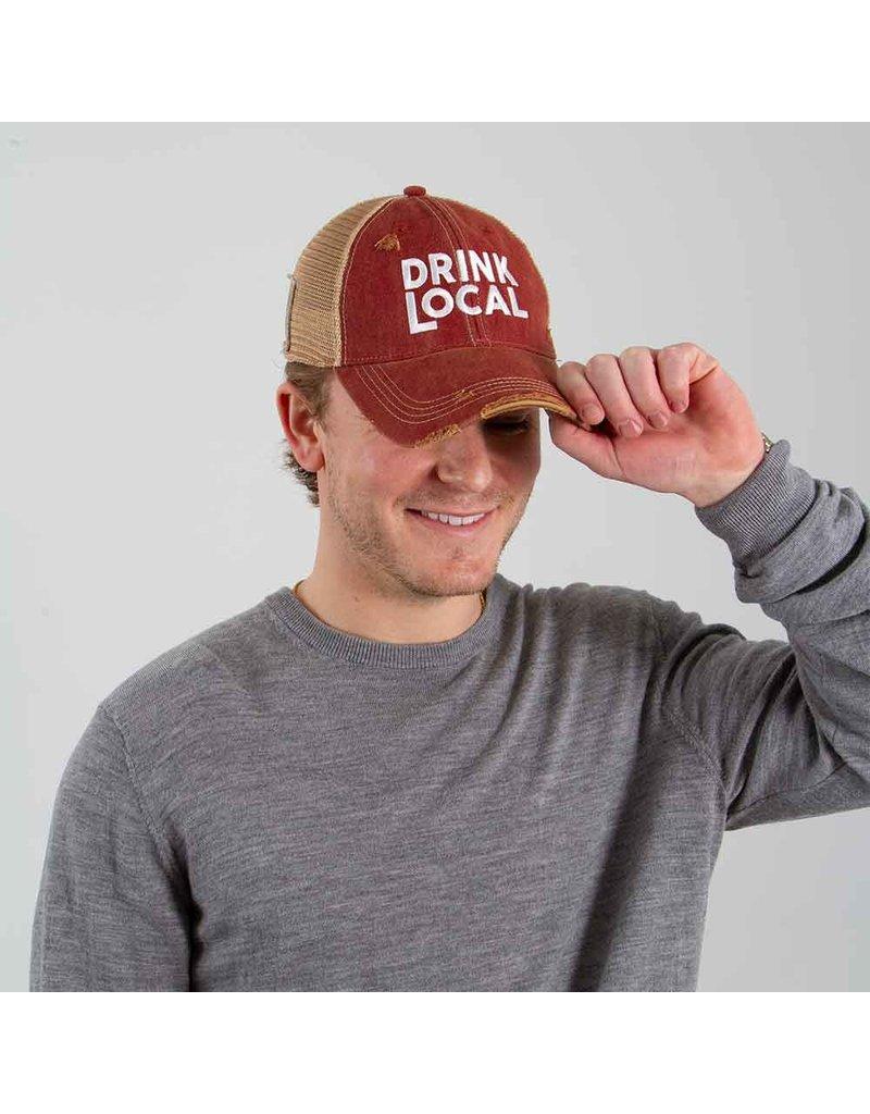 Retro Brand Retro Brand Drink Local Hat