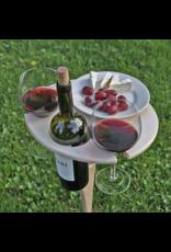 Faircraft Faircraft Outdoor Collapsible Wine Table 798304402513