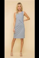 Hem & Thread Hem + Thread Ruched Midi Dress 30356F