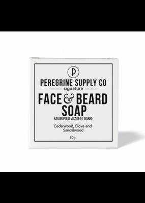 Peregrine Supply Co. Face and Beard Soap