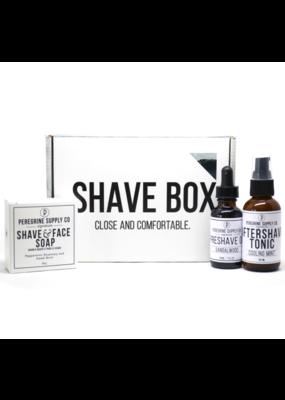 Peregrine Supply Co. Peregrine Supply Co. Shave Box