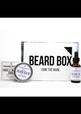 Peregrine Supply Co. Beard Box Care Set
