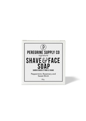 Peregrine Supply Co. Peregrine Supply Co. Shave and Face Soap