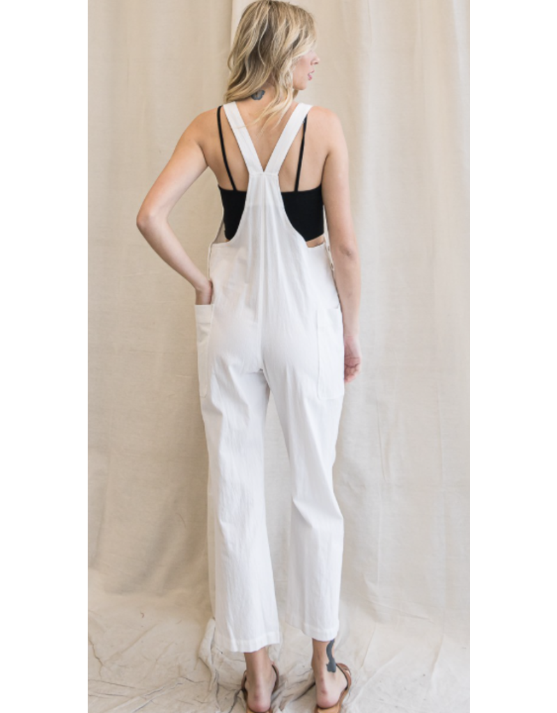 Heyson Heyson Adjustable Strap Jumpsuit HB9040