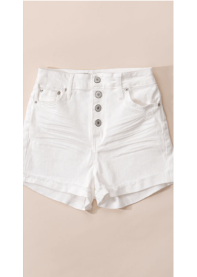Trend Notes Trend Notes Button Down Shorts 0565-4129-4