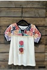 THML THML Embroidered Top SRT1117