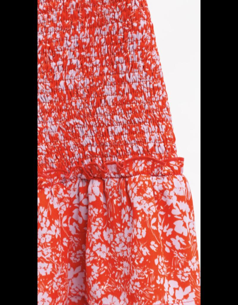 Voy Voy Ruffle Mini Skirt 31574-1