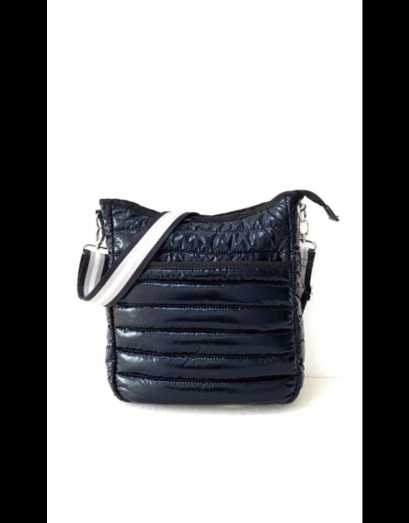 Peace,Love Fashion Peace, Love Fashion Crossbody Puffer Bag P105